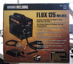 Brand New Chicago Flux 125 Welder for Sale in Miami, FL