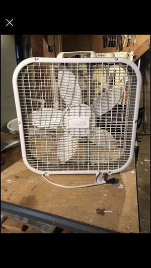 Working Box Fan for Sale in Wichita, KS