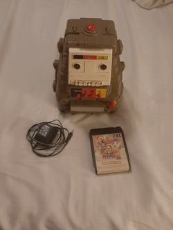 2-XL Talking Robot In Nice Condition for Sale in Temple,  TX