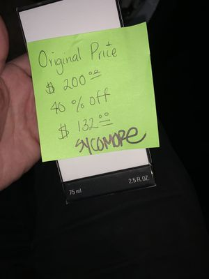 Sycomore by Chanel cologne perfume for Sale in Los Angeles, CA