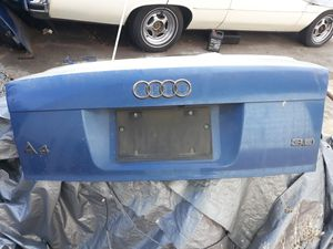 2002 Audi a4 3.0 trunk parted out for Sale in Montebello, CA