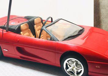 vintage 2000 Mattel BARBIE Red Ferrari F355 Spider R/C for Sale in Providence,  RI