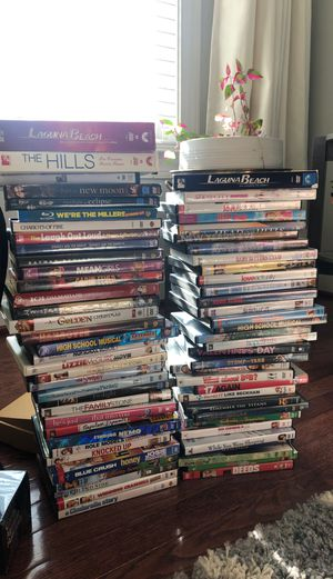 Assorted DVDs for Sale in Chantilly, VA