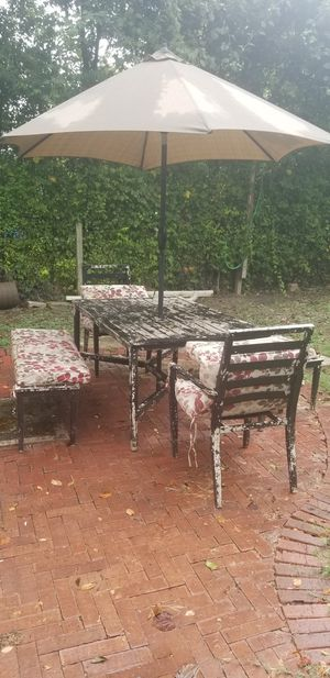 Patio furniture for Sale in Houston, TX