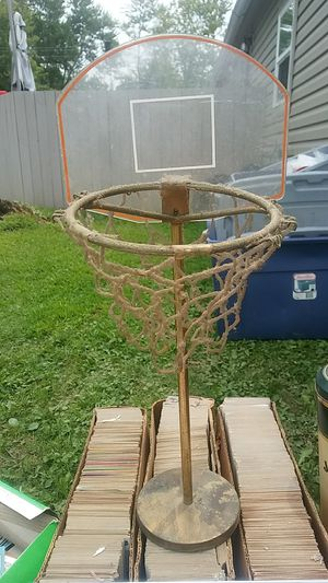 Old basketball hoop for Sale in Union, KY