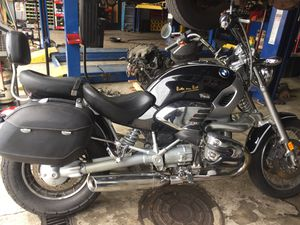 98 bmw cr1200 motorcycle for Sale in Detroit, MI