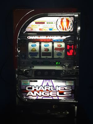 Vegas slot machine. Works most of the time. Sometimes it gets hung up with an error message so for Sale in Macomb, MI