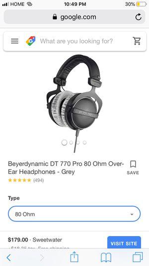 Headphones for Sale in Los Angeles, CA