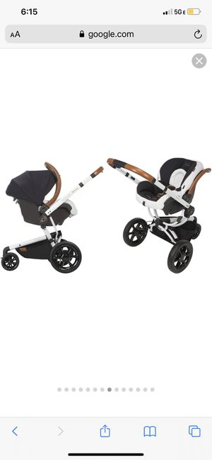 Rachel Zoe x quinny stroller car seat for Sale in Chula Vista, CA