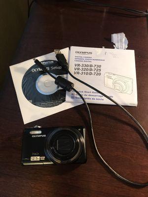 Olympus HD digital camera 12.5 x super wide for Sale in Gilroy, CA