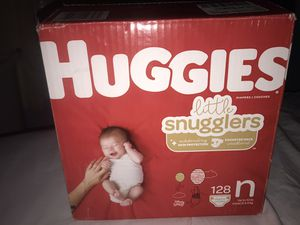 Newborn Diapers for Sale in Guadalupe, AZ