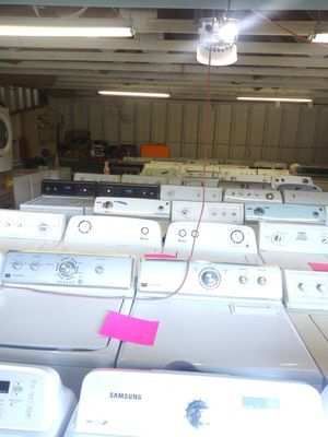 WASHER MACHINE (OR) DRYER for Sale in Mableton, GA