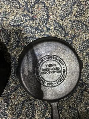 Cast Iron skillets for Sale in Gilbertsville, PA