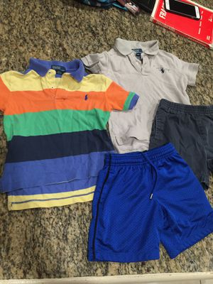 Lot of 4 3T polo kids toddler clothes Ralph Lauren for Sale in San Diego, CA