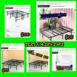 Several New Platform BEDFRAMES for Sale in Canal Winchester,  OH