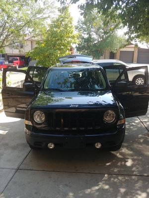 Jeep patriot for Sale in West Valley City, UT
