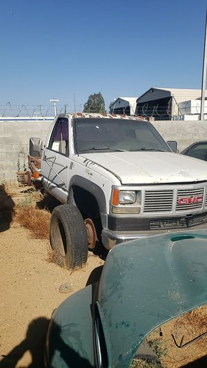 GMC dually part out for Sale in Moreno Valley, CA