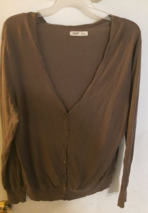 Brown old navy cardigan xl for Sale in Tampa, FL