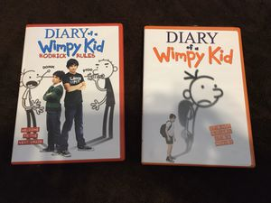 Diary of a wimpy Kid DVDs for Sale in Greenville, SC