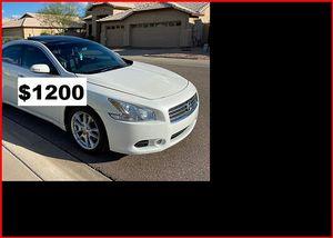 $1200 Nissan Maxima for Sale in Huber, GA