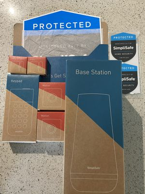 SimpliSafe Home Security System for Sale in Las Vegas, NV