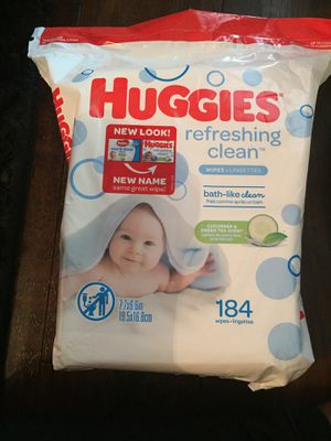 Huggies wipes for Sale in Nashville, TN