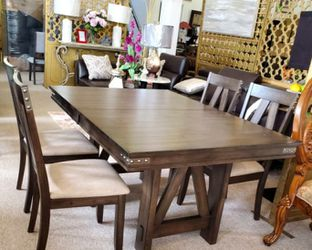 New Dining Set Table + 4 Chairs for Sale in Portland,  OR