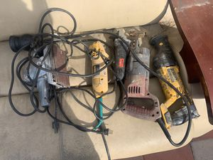Power tools for Sale in Riverside, CA
