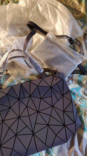 Geometric Purse w/wallet for Sale in Hayward, CA