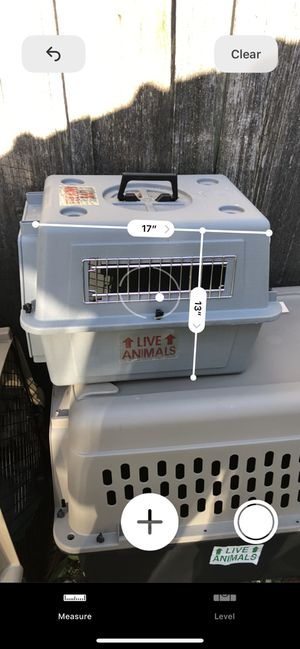Small dog crate for Sale in Seattle, WA