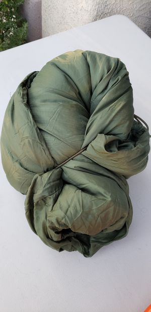 Cold Weather Mummy Style Sleeping Bag for Sale in Las Vegas, NV