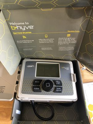 B hyve smart watering timer for Sale in Fort Worth, TX