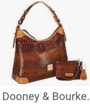 Doonie and Bourke purse,wallet,keychain for Sale in Waterloo, IA