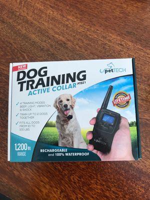 PetTech. Dog Training Active Collar for Sale in Salt Lake City, UT
