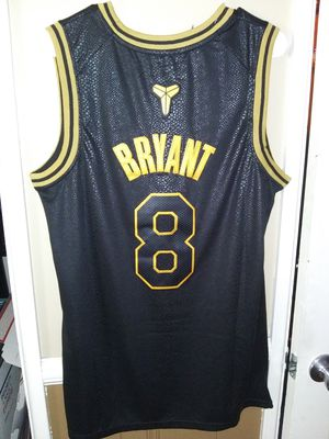 New!!! Mens Medium Kobe Bryant Lakers Jersey Stitched $45. Ships +$3. Pick up in West Covina for Sale in West Covina, CA
