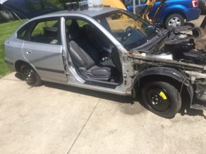 2001-06 Hyundai Elantra Parts Hood Doors Fender Bumper and misc for Sale in Vancouver, WA