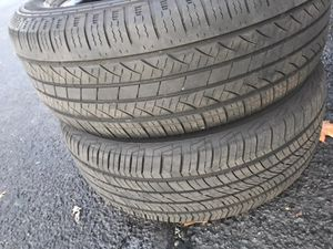Llantas 230/60/R17 for Sale in Bailey's Crossroads, VA