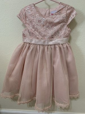 3T Pink And Silver fancy dress - like new! Used once for a small photo shoot. for Sale in Miami, FL