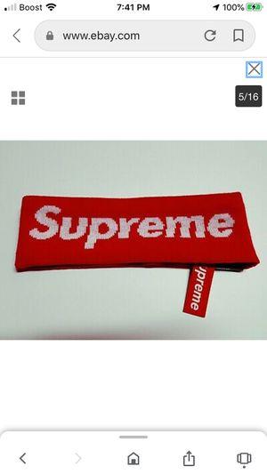 Supreme headband for Sale in Alexandria, VA