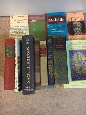 Literature - 12 books for Sale in Las Vegas, NV