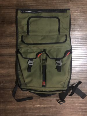 Chrome backpack- Dark Green for Sale in Portland, OR