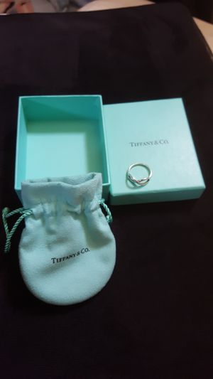 Tiffany &co infinity 925 ring for Sale in Garden Grove, CA