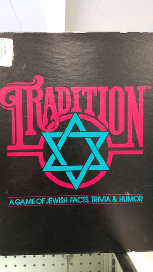 Jewish board game fcp2226 for Sale in Houston, TX
