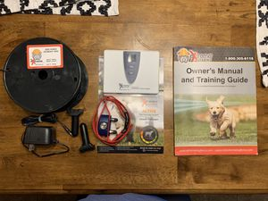 Electric Dog Fence w/ Collar for Sale in Abilene, TX