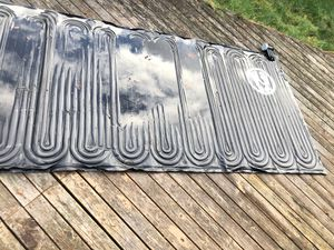 Solar Heater for Bestway Oval Pool from Costco for Sale in Maple Valley, WA
