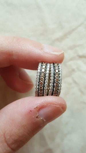 Chocolate levian diamond earrings for Sale in Harrisburg, PA