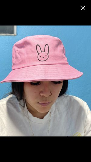 Bad Bunny Bucket Hat for Sale in Los Angeles, CA