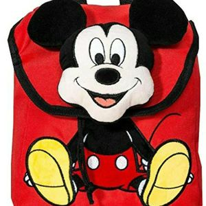 Disney Mickey Mouse & Friends Plush 10 Inch Backpack Mickey Mouse for Sale in Weymouth, MA
