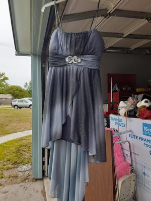 Stretchy prom dress. Like new. 65 for Sale in Orange Park, FL