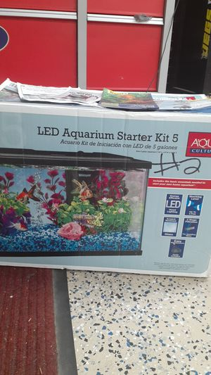 5 gallon Aquarium for Sale in Louisville, KY